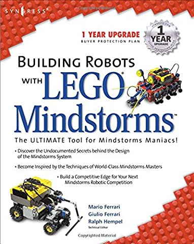 Building Robots With Lego Mindstorms : The Ultimate Tool for Mindstorms Maniacs - Giulio Ferrari