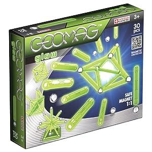 Geomag Costruzioni Magnetiche 30 Pcs Pf52333500