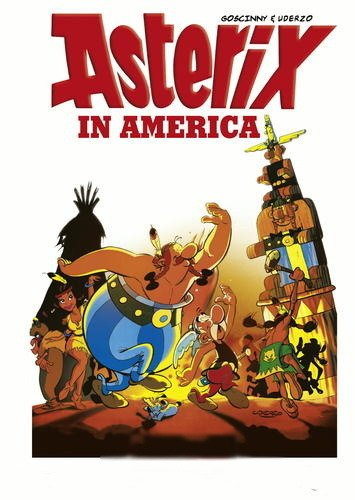 Asterix in Amerika Film