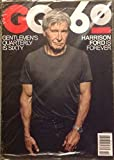 GQ Magazine (October, 2017) Harrison Ford Cover
