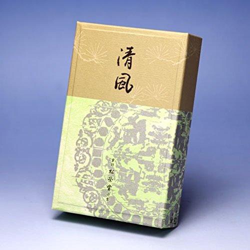 松栄堂のお線香 清風 バラ詰 約135mm #123305 B001QU8EL0