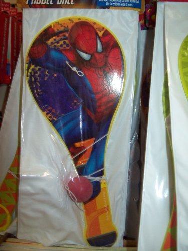Spider-man Paddle Ball