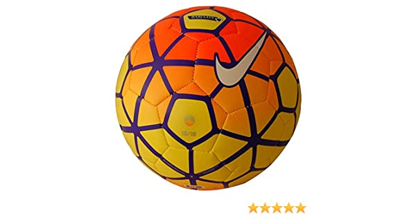 Nike Pitch PL - Balón Unisex, Color Amarillo/Naranja/Morado/Blanco ...