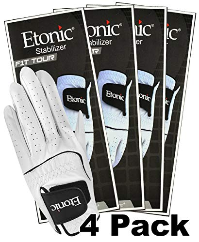 Etonic Golf- MLH Stabilizer F1T Tour Glove (4 ()