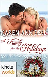 Barefoot Bay: A Family for the Holidays (Kindle Worlds Novella)