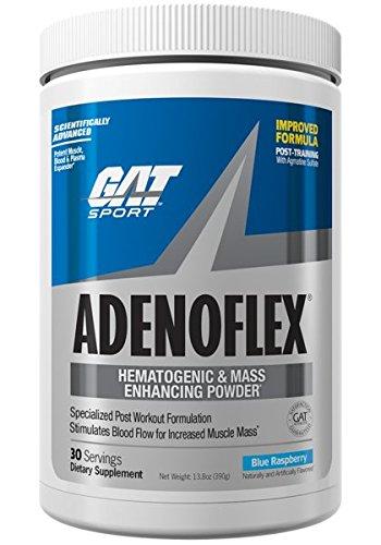 GAT AdenoFlex Blue Raspberry 13 8 oz 390 g
