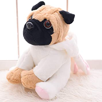 L&J Lindo Juguete De Peluche Adorable Peluches Super-Soft Muñeco De Perro Bebé Niños-
