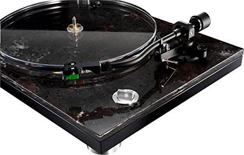Teac TN-570 2-Speed USB Turntable With Digital Outputs (Black)