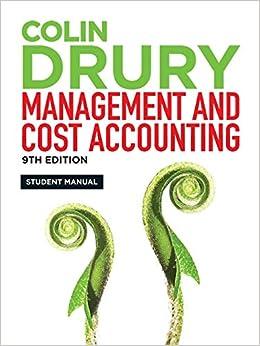 Descarga gratuita Management And Cost Accounting: Student Manual PDF