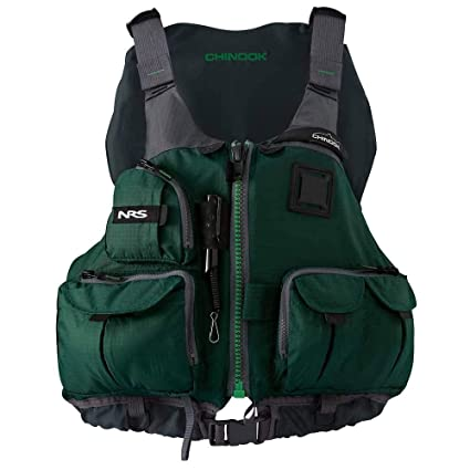 NRS Back Fishing Life Jacket