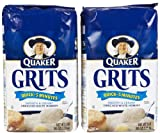 Quaker Grits Quick Enriched - 2 pk.