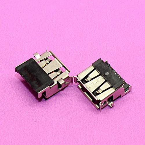 ShineBear Laptop Motherboard USB Jack Socket Connector for HP G62 CQ62 G72 CQ72 Cable Length: 0.2m