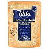 Tilda Coconut Basmati Rice (250g)