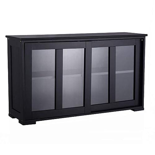 Sliding Kitchen Cabinet: Cabinets With Sliding Doors: Amazon.com