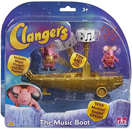 Clangers Music Boat with Sound
