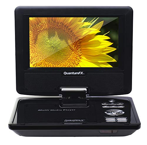 QFX PD107 7-Inch Multi Media Player