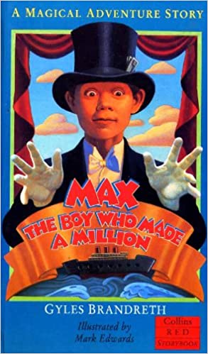 Book Max, the Boy Who Made a Million (Red Storybook)