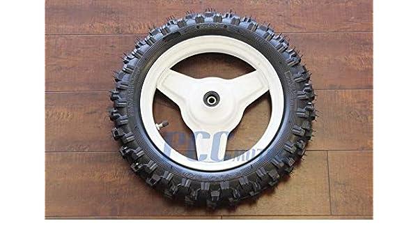 7L neumático de rueda delantera para bicicleta de freno de tambor ...