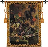 Fine Art Tapestries ''Harvest In Tuscany'' Wall Tapestry