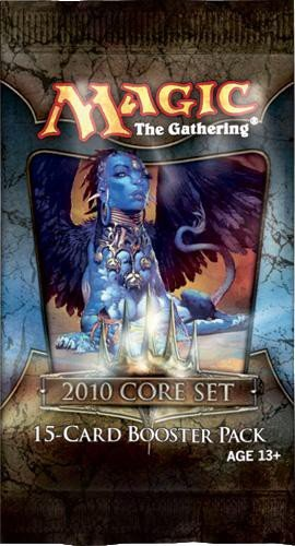 Magic the Gathering M10 MTG 2010 Core Set 15 Card Booster Pack