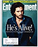 Entertainment Weekly Magazine (Kit Harington Cover/ May 13, 2016)