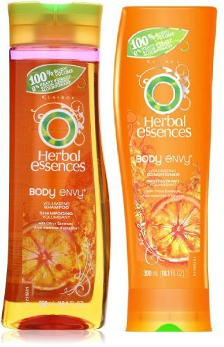 Herbal Essences Body Envy Shampoo & Conditioner Set (10.1 Fl Oz Ea)