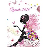 Agenda 2016: A woman's Inspirational Daily Planner And Daily Quotes
