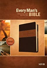 Every Man's Bible NIV, Deluxe Heritage Edition, TuTone