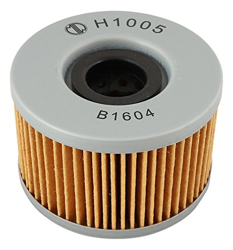 MIW H1005--003 Oil Filter for Honda TRX680 Rincon 06 07 08 09 10 11 12 13 14 15 16 17 15412-413-005,15412-KEA-003,154A1-413-005