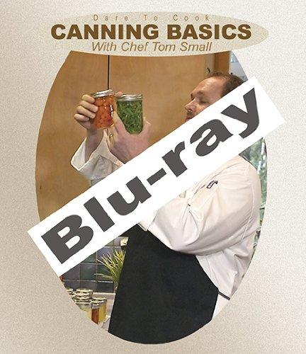 Dare To Cook Canning: Basics [Blu-ray] (Lemon Curd Jars)
