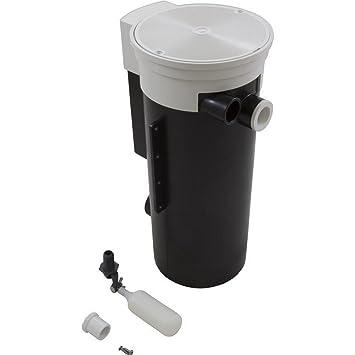 Pentair t40bw autofill automático de llenado de Agua con válvula de Flotador de Montaje Lateral, Color Blanco: Amazon.es: Jardín
