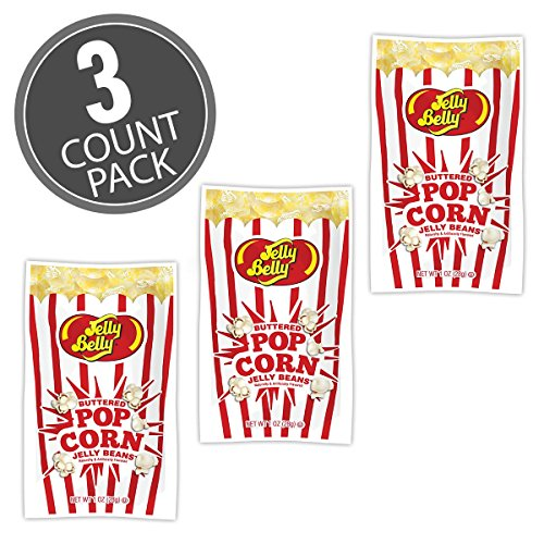 Jelly Belly Buttered Popcorn 1 oz Bag