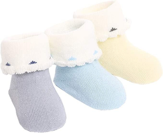 Strümpfe Baby-Söckchen 3er Pack NEU lupilu 3 Stück Socken fürs Baby