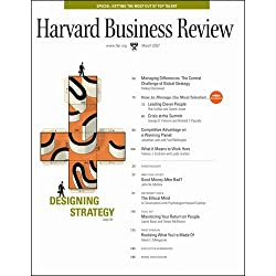 Harvard Business Review, March 2007