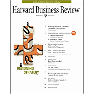 Harvard Business Review, March 2007 Periodical
