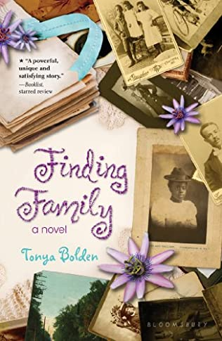 book cover of Finding Family