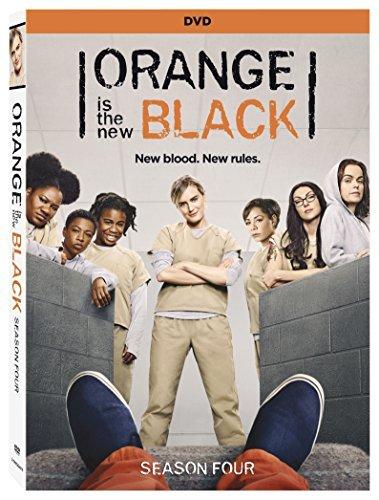 Orange Is The New Black: Season 4 (Box Black New)