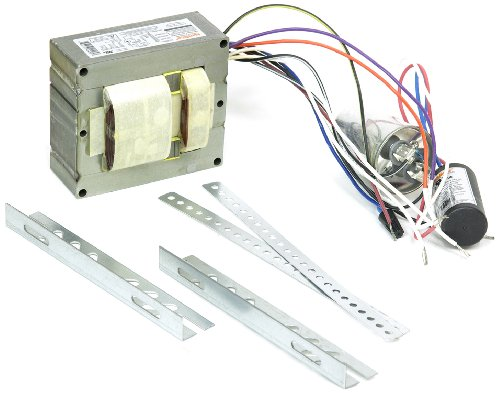 Sunlite 40425-SU SB250/H/QT 250-watt High Pressure Sodium Ballast Quad Tap Ballast Kit, Multi volt