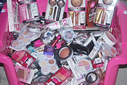 25 Piece Brand New & Sealed Hard Candy Cosmetics Makeup Excellent Assorted Mixed Lot with No Duplicates