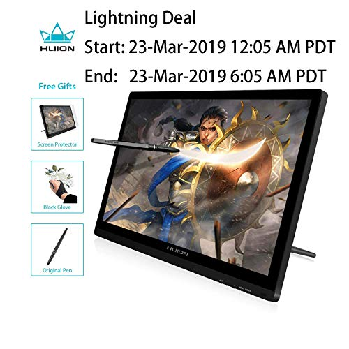 Pen Display Huion GT-191 Digital Graphics Drawing Tablet for sale  Delivered anywhere in Canada