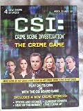 CSI: Crime Scene Investigation - The Crime Game