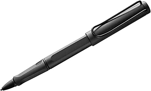Lamy Safari Stylus S Pen MD-LAMYSF for Samsung Galaxy Note Series (Note10+/10+ 5G, Note10, Note9, Note8, Note7, Note5) and All Galaxy Tablet (Tab S Series (Tab S6, Tab S5) & Tab A Series) (Black)