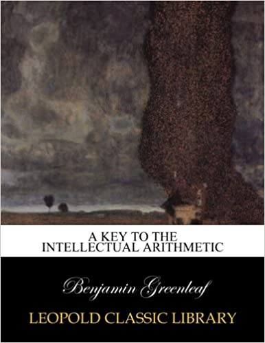 Book A Key to the Intellectual Arithmetic