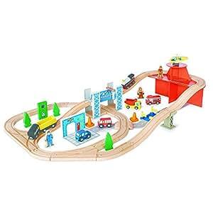 imaginarium remote control train set instructions