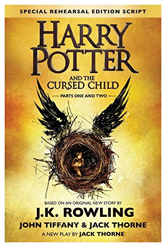 New Harry Potter and the Cursed Child Parts One Two Special Rehearsal...
