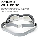 Laxman Light and Sound Mind Machine Innertainment System - Light Therapy - Promotes Relaxation, Meditation, Better Sleep, Improved Focus