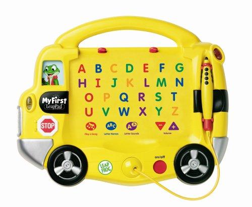 My Big Yellow School Bus - LeapFrog My First LeapPad Alphabet Bus