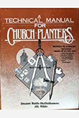 Technical Manual for Church Planters Paperback
