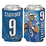 NFL Detroit Lions Can Cooler 12 oz. Matthew Stafford Limited Can Koozie