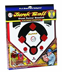 Little Kids Junk Ball Ghost Runner Baseball Electronic Home Plate